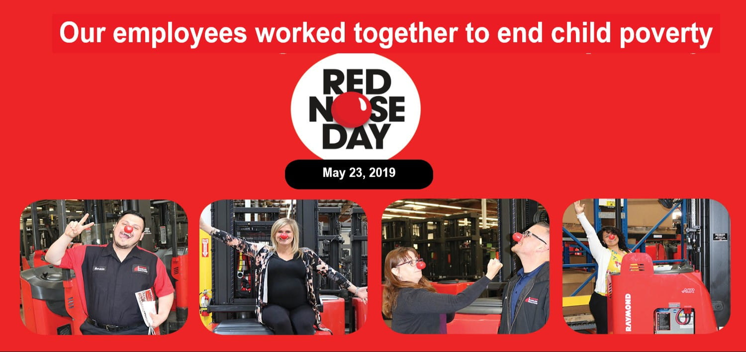 2019 Red Nose Day
