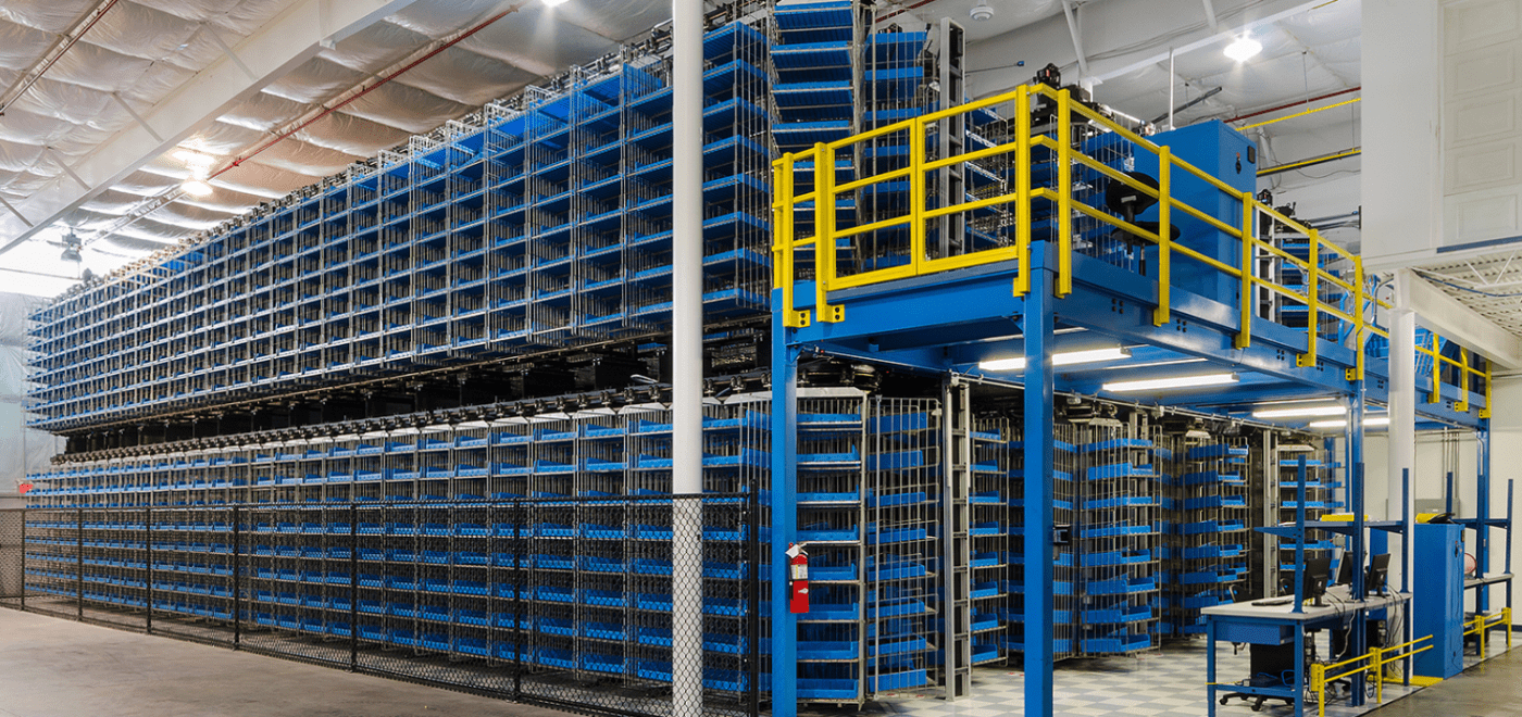 Automated Solutions that Maximize Space
