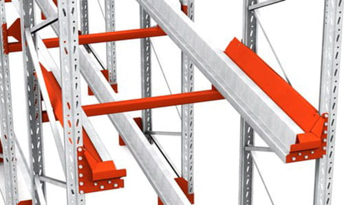 pallet racking systems, pallet shuttle, radio shuttle
