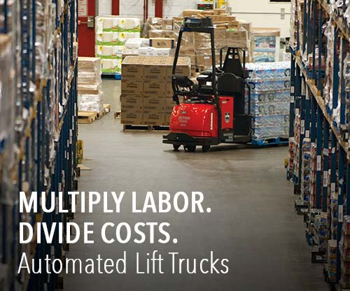 Automated Lift Trucks
