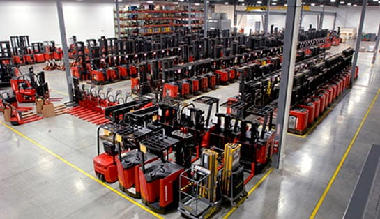 san fernando valley forklift dealer