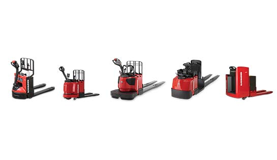 Raymond Electric Pallet Trucks 800 Series