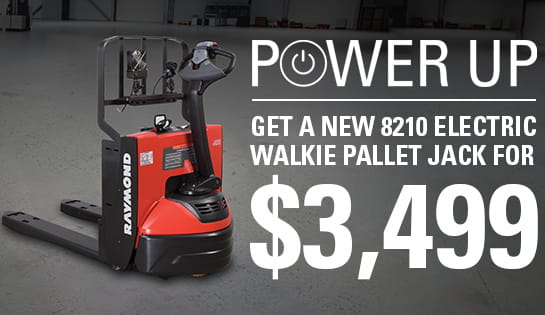 electric pallet jack, walkie for sale