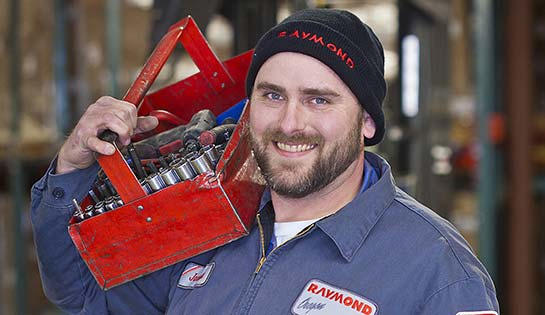 Raymond Forklift Maintenance and Lift Truck Service