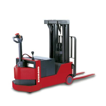 Raymond Walkie Counterbalanced Stacker, walkie pallet stacker, counterbalance stacker