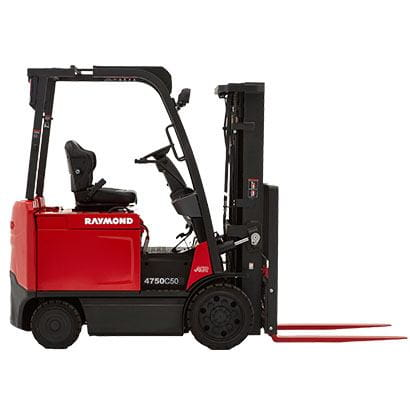Raymond forklift, electric forklift
